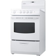 3 Cu. Ft. Electric Convection Range