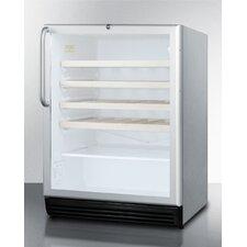 40 Bottle Single Zone Built-In Wine Refrigerator