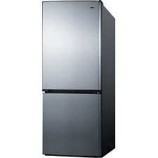 10.2 cu. ft. Bottom Freezer Refrigerator with Cabinet