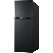 9.8 cu. ft. Top Freezer Refrigerator with Frost-Free Operation