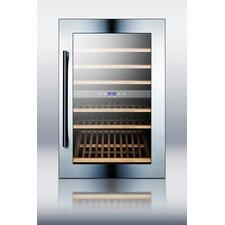 59 Bottle Dual Zone Built-In Wine Refrigerator