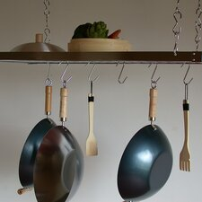 Track Rack Rectangular Ceiling Pot Rack