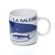 Vintage French 11 oz. Le Baleine (Whale) Mug