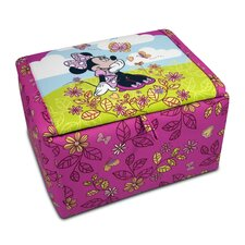 Disney Minnie Mouse Cuddly Cuties Toy Box