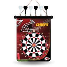 NFL Magnetic Dart Board