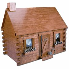 Shadybrook Cabin Dollhouse