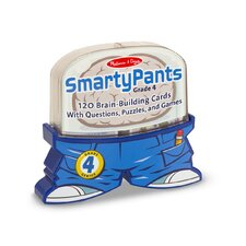 Smarty Pants 4th Grade Flash Cards Set