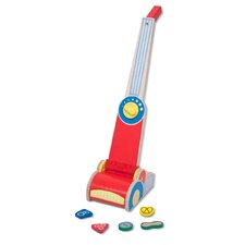 7 Piece Let's Play House! Vacuum Up Play Set