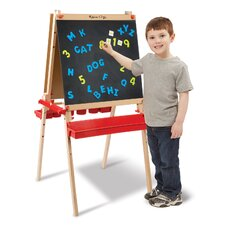 Deluxe Easel and Magnetic Board
