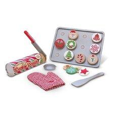 Slice and Bake Christmas Cookie Play Set