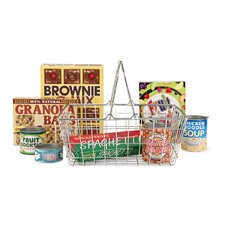 Let's Play House Grocery Basket