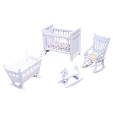 Dollhouse Nursery Furniture