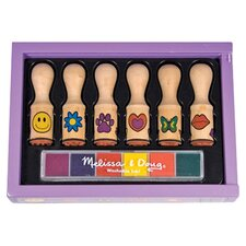 Happy Handle Stamp Set Arts & Crafts Kit