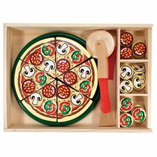 63 Piece Pizza Party Play Set