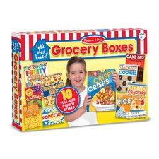 Let's Play House Grocery Boxes