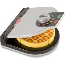 Press and Serve Waffle Set