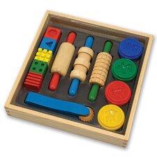 Clay Play Arts & Crafts Kit