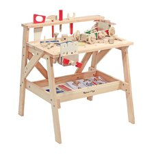 Wooden Project Workbench Set