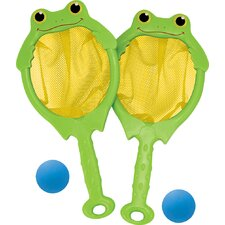 4 Piece Froggy Toss Set