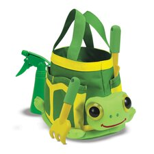 4 Piece Tootle Turtle Tote Set
