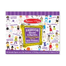 Sticker Collection Fashion (Set of 2)