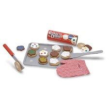 34 Piece Cookie Baking Play Set