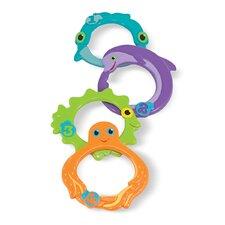 Maritime Mates Sink and Seek Rings Pool Toy