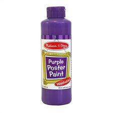 Purple Poster Paint Bottle (Set of 3)