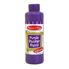 Purple Poster Paint Bottle (Set of 3)
