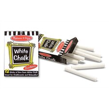 White Chalk (12 pc) (Set of 5)