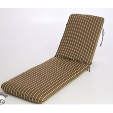 Phat Tommy Outdoor Sunbrella Chaise Lounge Cushion