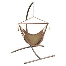 Phat Tommy Deluxe Hammock Chair and Steel Stand Set