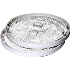 Additional Tray For Food Dehydrators (Set of 2)