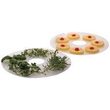 Clean- A-Screen® For 4 Tray 500-Watt Food Dehydrator (Set of 2)
