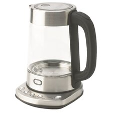 1.8-qt Stainless Steel Digital Water Kettle