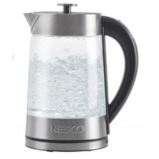 1.8-qt Stainless Steel Electric Water Kettle