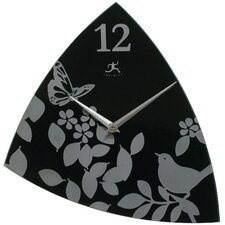 Age of Aviary Wall Clock