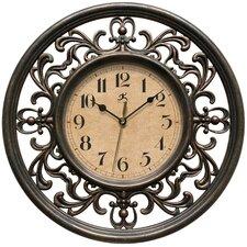 "Sofia 12"" Plastic Wall Clock"