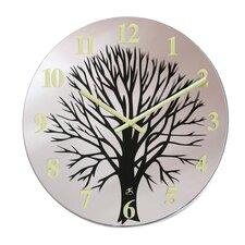 "14"" Topiary Wall Clock"