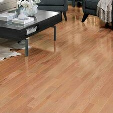 "Homestyle 3-1/4"" Solid Red Oak Hardwood Flooring in Natural"