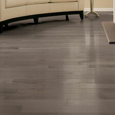 "Specialty 4"" Solid Maple Hardwood Flooring in Greystone"