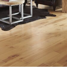 "Character 4"" Solid Maple Hardwood Flooring in Pine"