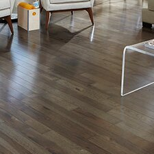 "Character 4"" Solid Hickory Hardwood Flooring in Ember"