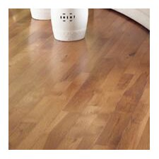 "Character 4"" Solid Hickory Saddle Hardwood Flooring in Hickory Saddle"