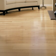 "Specialty 5"" Engineered Maple Hardwood Flooring in Natural"