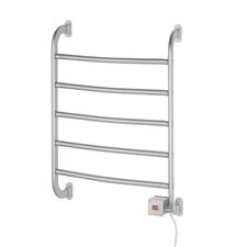 Warmrails Regent Wall Mount Towel Warmer Rack