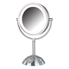 Dual Sided Lighted LED Vanity Mirror