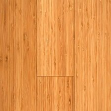 "3-3/4"" Solid Bamboo Hardwood Flooring in Carbonized Matte"