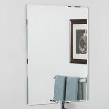 Vera Frameless Wall Mirror