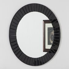 The Glow Modern Frameless Wall Mirror